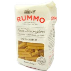 Rummo Zita Tagliata Pasta 500g | No. 36 | Ziti | Macaroni | Buy Online | Italian Ingredients | UK